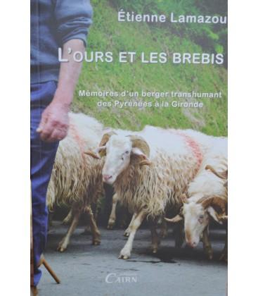 L'OURS ET LES BREBIS - E. LAMAZOU