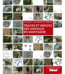 Traces et indices des animaux de montagne
