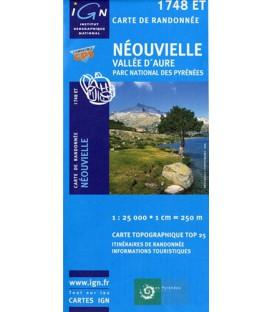 1748 ET Néouvielle vallée d'Aure