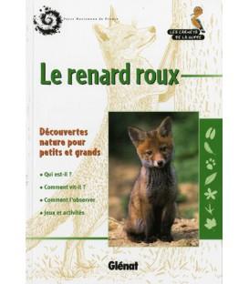 Le renard roux : Le carnet de la Huppe