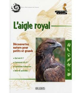 L'aigle royal : Le carnet de la Huppe